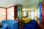 Christal cruise ship - Royal suite
