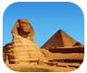 The Pyramid of Giza and the Sphynx are just two of the wonders which are included on the shore excursion you can enjoy whilst cruising to Egypt from Cyprus.