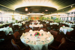 The Restaurant on board the MS Ruby from Louis Cruise Lines