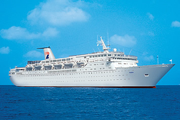 Louis Cruise Lines MS RUBY, cruises from Limassol, Cyprus to the Greek Islands, Italy, Adriactic and Black Sea