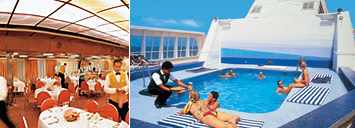 Cruise from Limassol to the Holy Land and Egypt on board the Sapphire