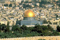 Jerusalem, Dome of the Rock - Cruise there from Cyprus